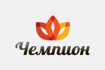 Логотип для компании Чемпион