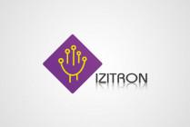 Логотип для izitron